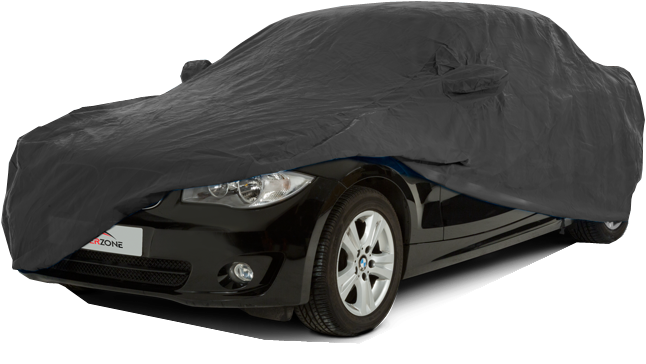 Sahara Indoor Car Covers - Part covered BMW One Series