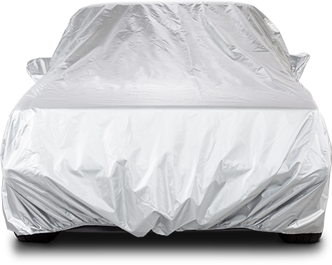 Voyager water resistant car cover - Fully covered Golf GTI